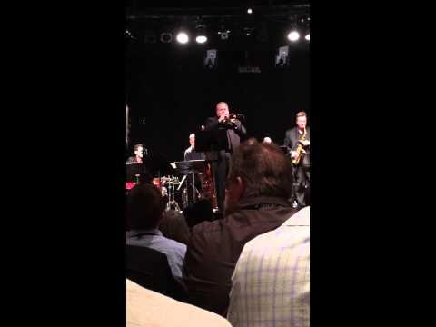 """Maria"" Maynard Ferguson performed by Matt Gallagher"