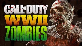 COD WW2 ZOMBIES GAMEPLAY - THE FINAL REICH