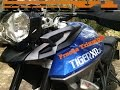 Triumph Tiger 800 XRx Prueba test (English...