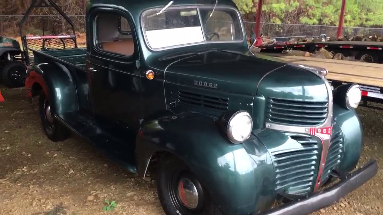 1945 Dodge Truck For Sale - $15,000