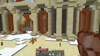Dansk Minecraft: Matrieux - Vil du bygge en snemand?