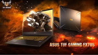 Amplified Immersion, Amazing Durability - TUF Gaming FX705DY | ASUS