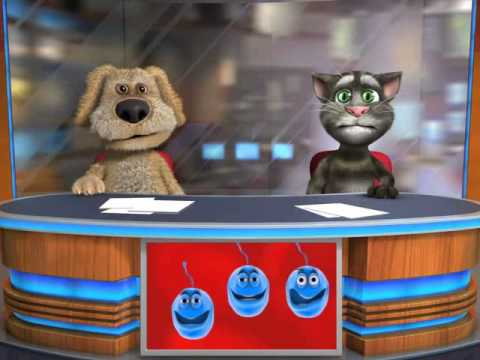 Говорящая кот и собака