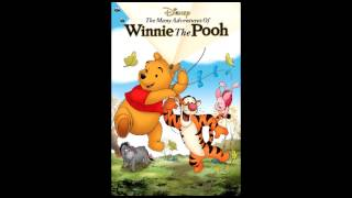 The Many Adventures Of Winnie The Pooh Soundtrack Up, Down, Touch The Ground