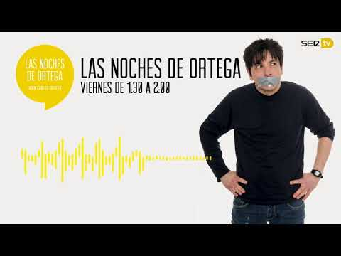 El incerto lago del retorno azulado 4X09 #Ortega - OhMyLOL en Cadena Ser