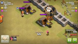 [Clash of Clans] Emmor Playing CoC 1 - Invincible Archer