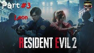 VUC : RESIDENT EVIL 2 - กระสุนอยู่ไหน !?! #3 [Leon A] TH