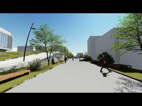 Urban Design: Dalaman Tourist Hub