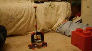 Lego Trebuchet - Catapult