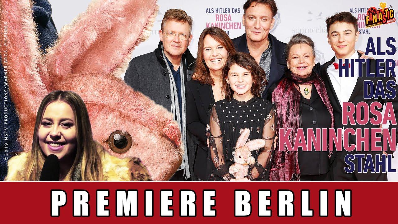 Als Hitler das rosa Kaninchen stahl - Premiere Berlin | Caroline Link | Oliver Masucci
