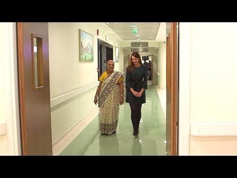 UAE's first Indian female doctor, Dr. Zulekha tells her story