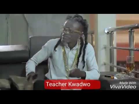 Teacher Kwadwo VS his boss(Liwin) argue over the best BUS V.I.P Jeoun Transport service in Ghana😂