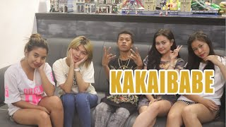 KAT, MARIANO, ANGEL, LEXI, EDMON AND SHAL KAKAIBABE MARCH 8