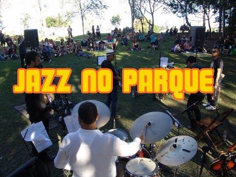 JAZZ NO PARQUE -   Incompatibilidade de gênios - Julio Bittencourt Trio