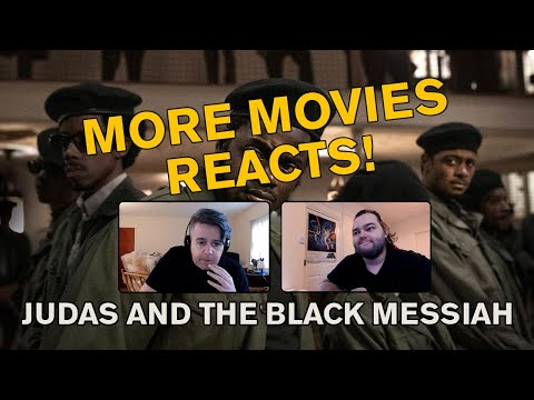 More Movies Reacts to Judas and the Black Messiah Trailer!
