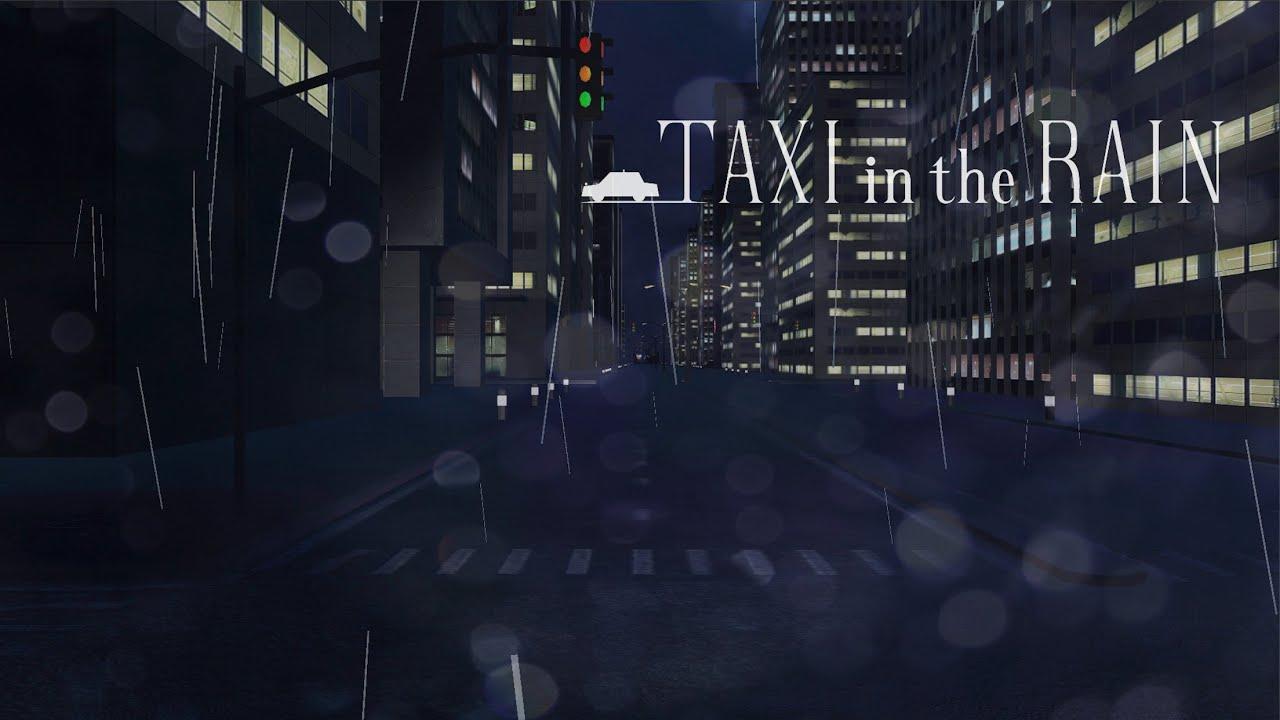祝!TokyoGameShnw2020のインディーゲーム選考出展に『 TAXI in the RAIN』が出展が決定/produced by Hiroshi Ideno