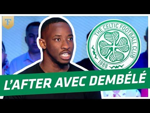 Téléfoot - L'After du 8 mai 2016 avec Moussa Dembélé