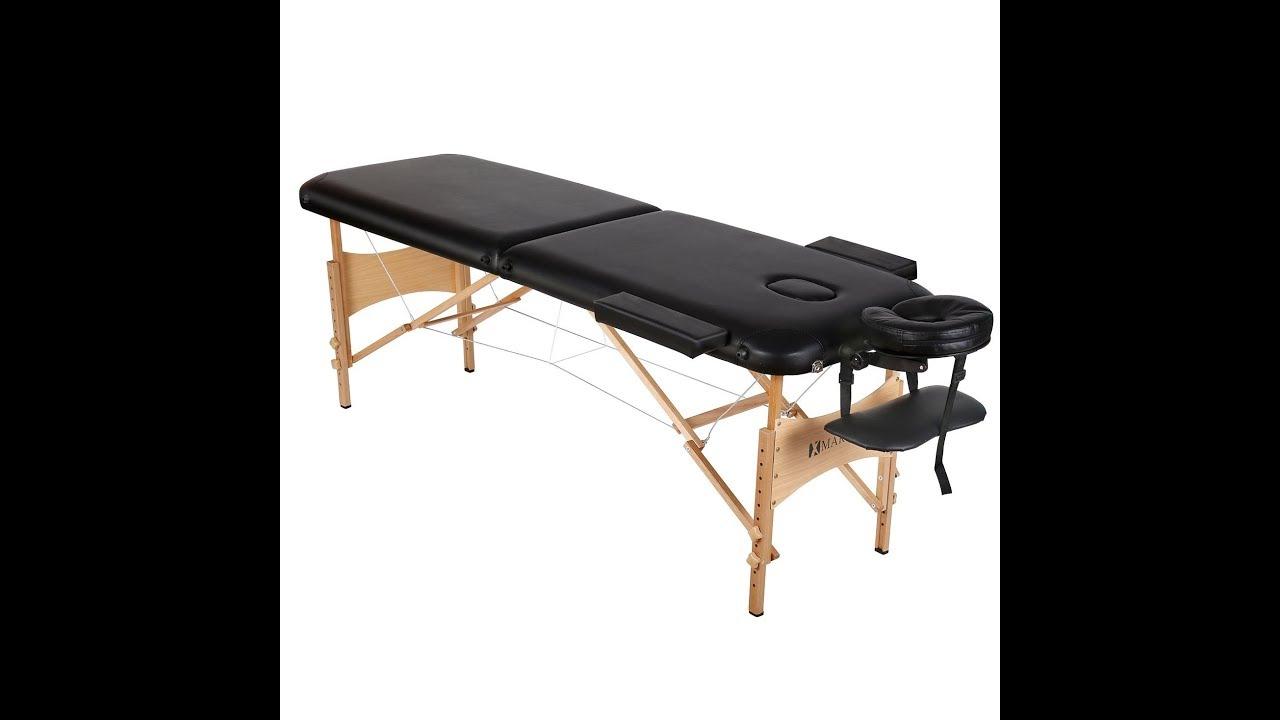 Lettino Massaggio Portatile San Marco.Noleggio Montaggio Lettino Da Massaggi Youtube