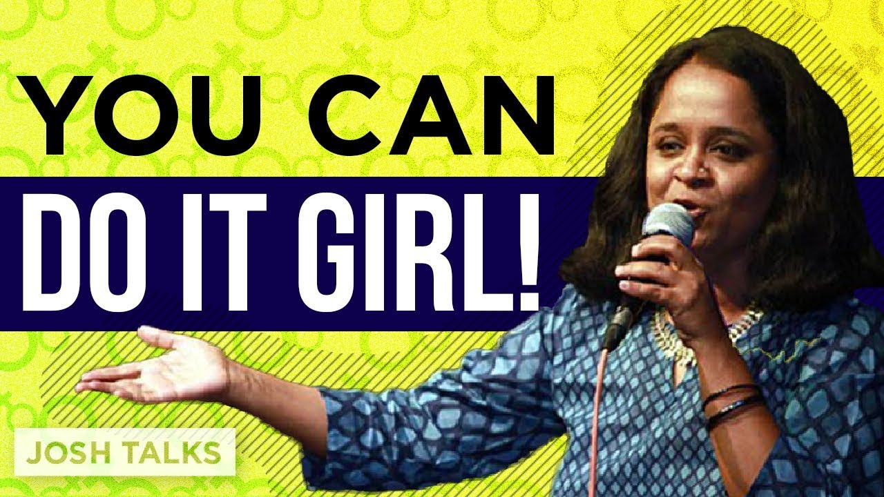 How I Made my Mark in a Male-Dominated World? | Preeti Das | Inspiring Speech For Women