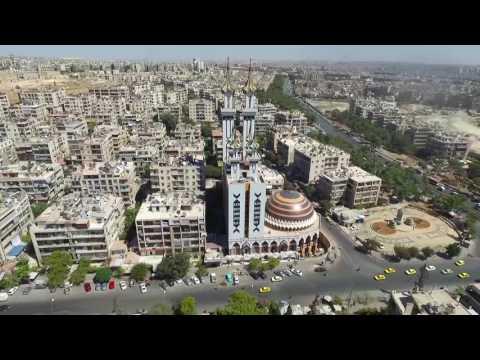 حلب إرادة الحياة - 2016  Aleppo Will of Life