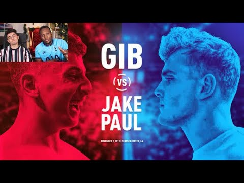 JAKE PAUL VS ANESONGIB: THE TRUTH BEHIND THE FIGHT