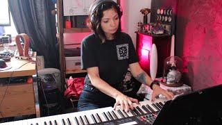 Journey - Don't Stop Believin'   Vkgoeswild piano cover видео