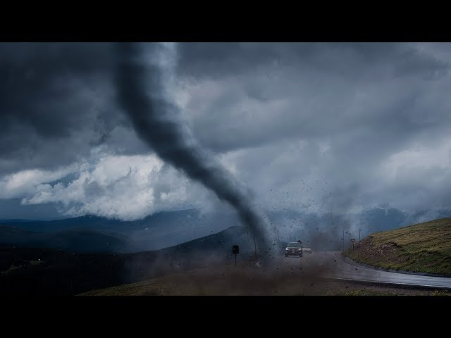 How to Create a Tornado in Photoshop