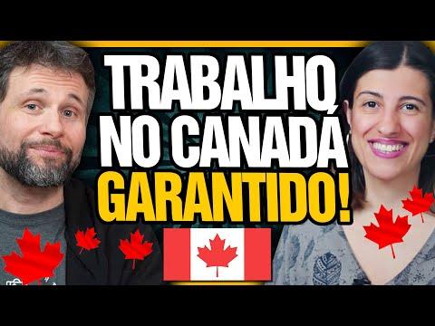 DICAS INFALÍVEIS para conseguir TRABALHO no CANADÁ