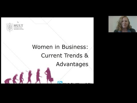 Women in Business: Current Trends & Advantages
