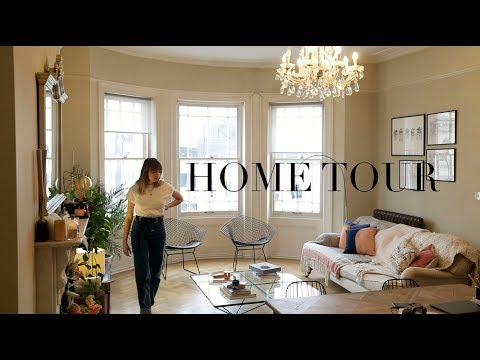 Home Tour  My Finished London Flat