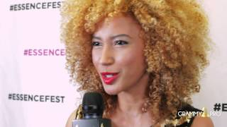 GRAMMY Pro Interview with Andy Allo at Essence Fest 2015