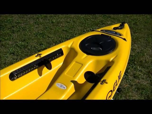 Elie Gulf 100xe kayak