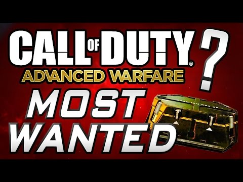 Top 5 Most Wanted Advanced Warfare Elite Weapons!! (COD AW Elite Weapons)