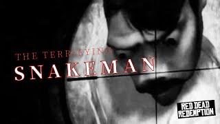 Red Dead Redemption Snakeman