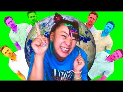 フワちゃん 中国語 動画