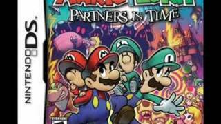 Mario & Luigi: Partners In Time Music; Final Boss