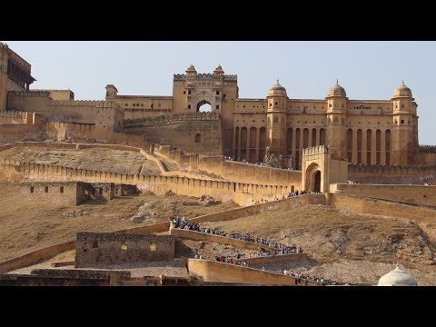Amer Fort Jaipur Video - Amer Fort is UNESCO World Heritage Site