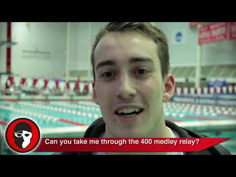 Caleb Hicks on Floating as a Freshman to SEC Champion