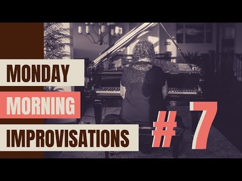 Improvisation #7 (May 1, 2017) by Michele McLaughlin