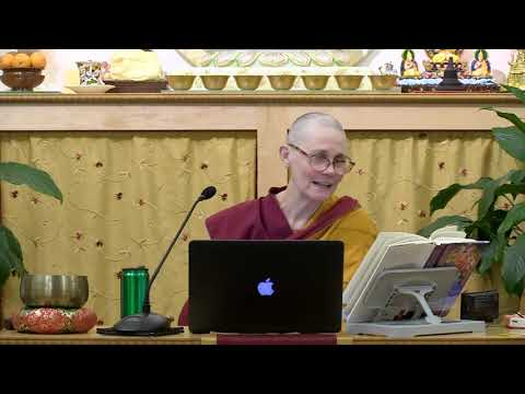 75 The Foundation of Buddhist Practice: Review of Chapter 10 01-22-21