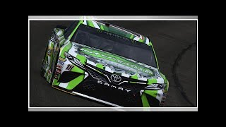 Should Kyle Busch be frustrated after three top-five finishes on the West Coast swing? (VIDEO)