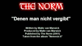 The Norm   Denen man nicht vergibt