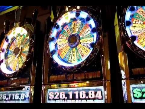 Wheel of Fortune® Big Money - Saratoga Casino and Raceway