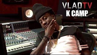"K Camp Details Recording Hit Song ""Lil Bit"" in Slum Mansion"