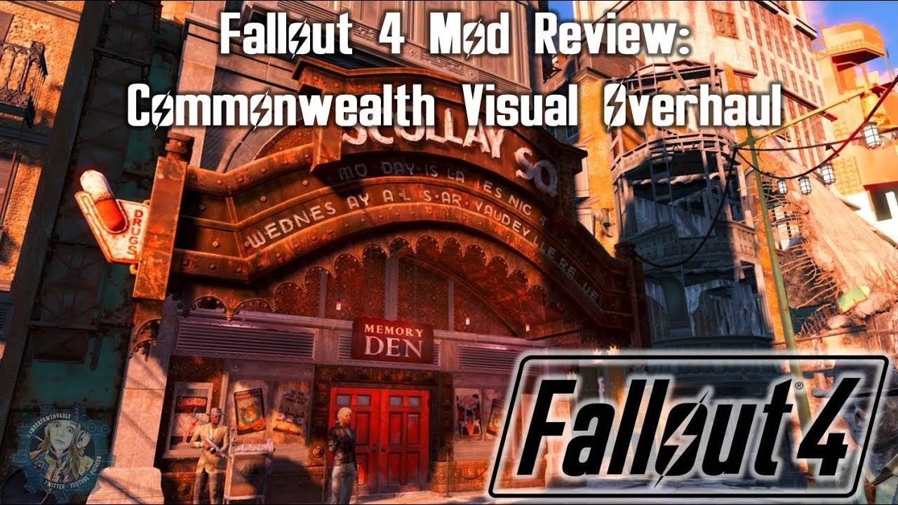 Fallout 4 Mod Review: Commonwealth Visual Overhaul