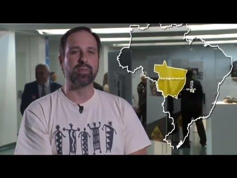 Coordenador da Comissão Pastoral da Terra alerta para contaminação do Cerrado