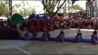 indakan sa kadalanan 2014 the champion Bunawan  Aplaya Elementary school