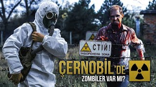 1 DAY IN THE CITY OF CHERNOBIL GHOST - DO YOU HAVE ZOMBIES REALLY?