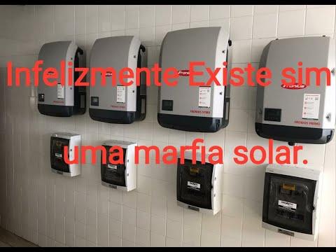 Energia Solar Off Grid ! Trecos E Cacarecos Está Certo ! Existe Sim Uma Marfia Solar ...