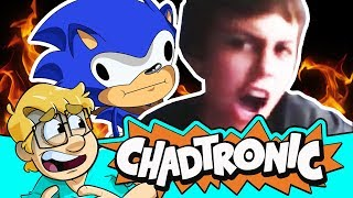 STOP HATING ON SONIC - Chadtronic Reaction
